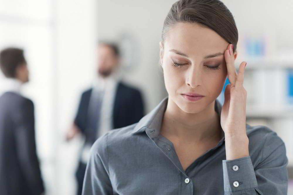 Jak poradzić sobie z bólem głowy