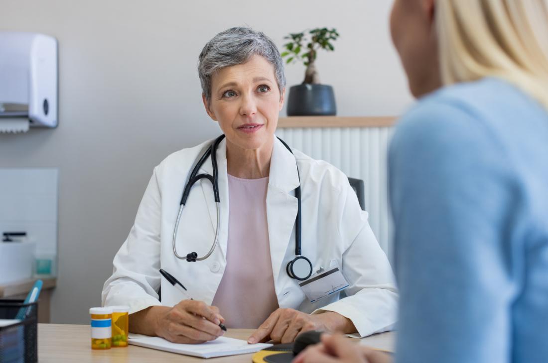 Pierwsza wizyta u ginekologa